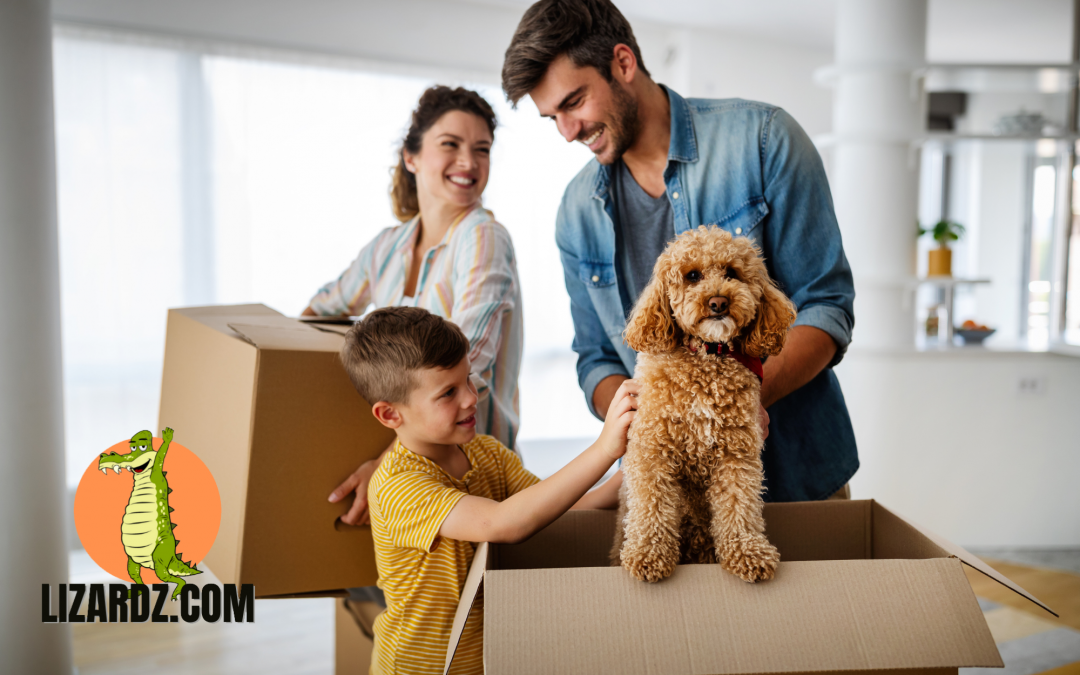 Moving With Pets Made Easier